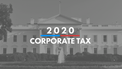 2020 Corporate Tax Plans | Election 2020