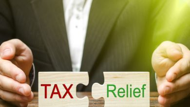 Tax relief definition
