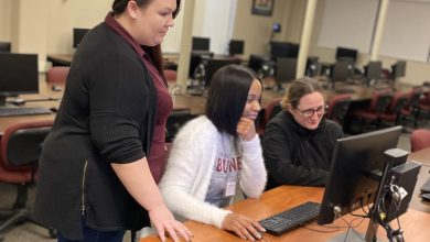 Trained SIU volunteer students are again offering free help with tax preparation