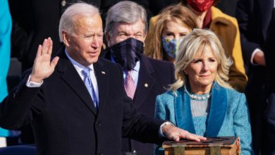 Corporate America positions itself to praise Biden - and hopes to bow its ear