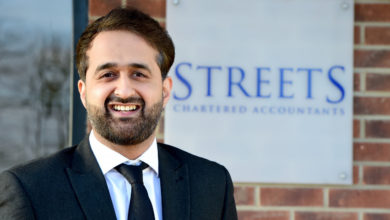 New corporate tax partner for auditing company