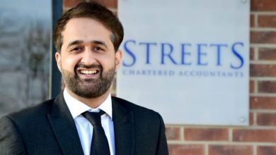 The corporate tax specialist joins Streets Chartered Accountants