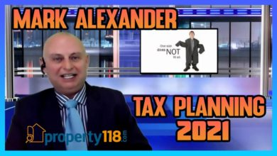 Property118 | 12 Days of Property - Tax Planning 2021