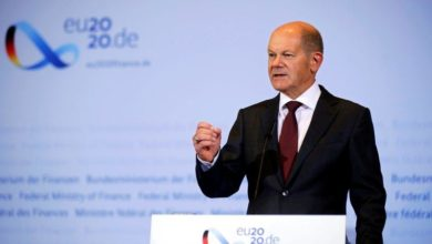 The OECD proposal to reform the corporate tax has broad support - Scholz