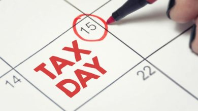 Make taxes a part of your business agenda