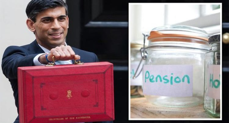 Rishi Sunak urged complete wage anomaly review as savers miss out on pension tax relief |  Finances