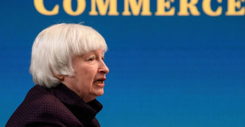 Yellen removes the obstacle to a global corporate tax treaty