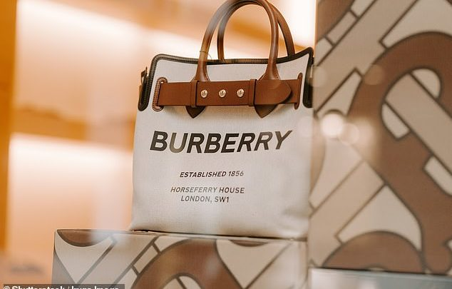 """Surprise: The move will make London-based Burberry the first """"non-essential"""" retailer to pass taxes on business premises that have to be closed due to lockdown rules"""
