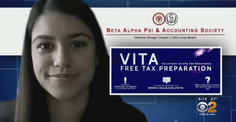 VITA Free Tax Preparation - KCAL9 and CBS2 News, Sports and Weather