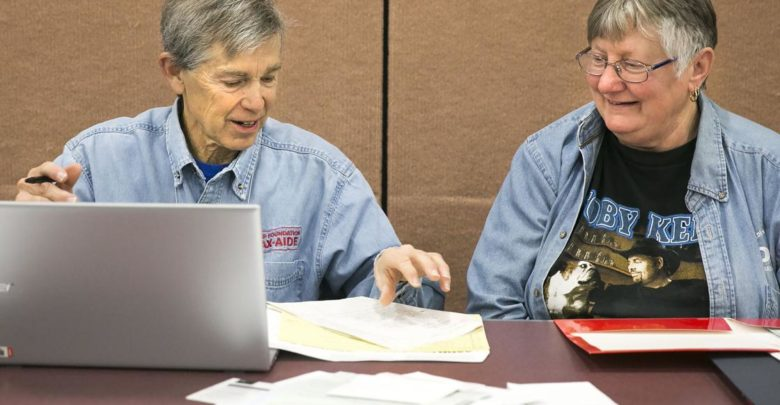 Free tax preparation across the region through AARP and Rappahannock United Way    Announcements