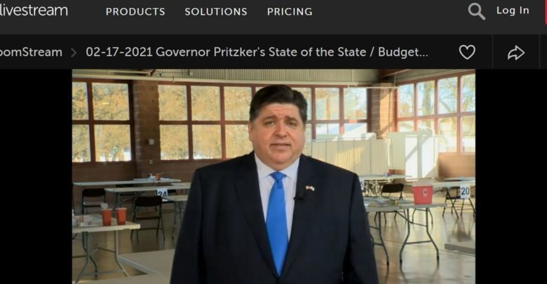 No tax hike, no corporate tax break in the tight budget of Illinois government and politics
