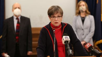 Governor Laura Kelly announced a plan to give Kansans a tax break at a press conference on Tuesday at the Statehouse.  The move comes when conservatives follow their own laws.