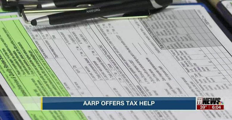 AARP offers help with tax preparation