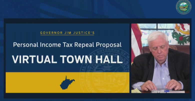 The West Virginia income tax waiver debate continues