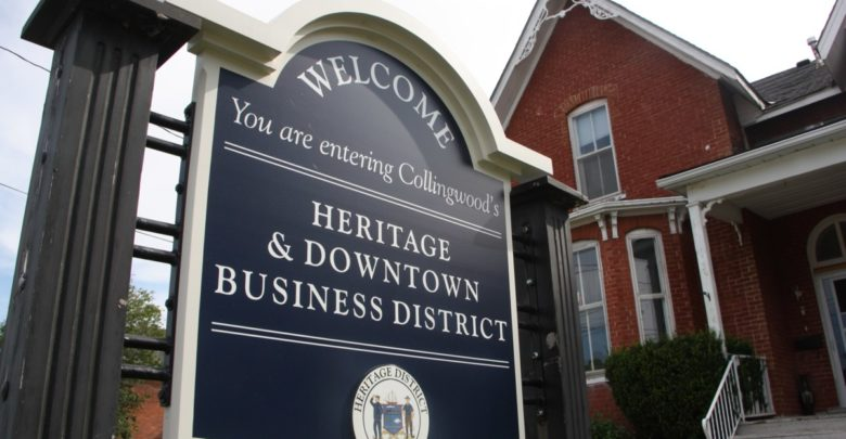Further tax breaks for owners of Collingwood Heritage Property could be on the way