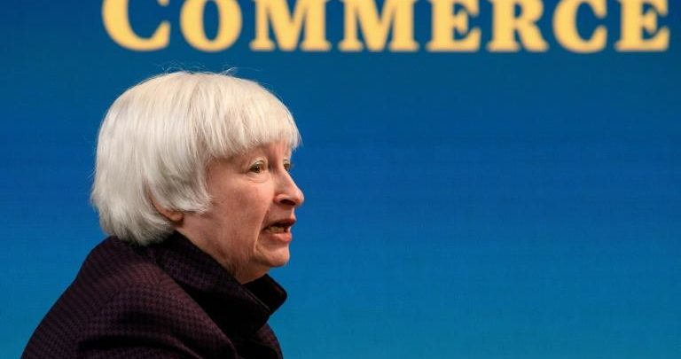 Yellen signals US corporation tax hike, Powell is downplaying inflation again