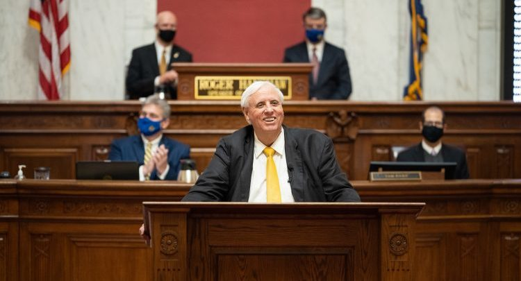 Governor Jim Justice Reveals West Virginia Income Tax Phase Out    News, sports, jobs