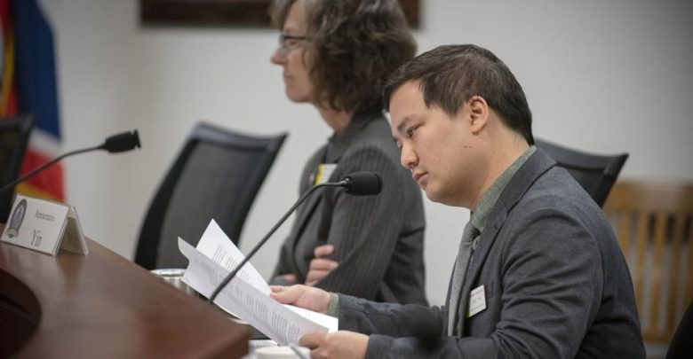 Yin is pushing for a flat 4% income tax in Wyoming |  Local