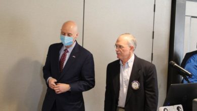 Governor Pete Ricketts Talks COVID-19, Property Tax Relief While Visiting Fremont Local News