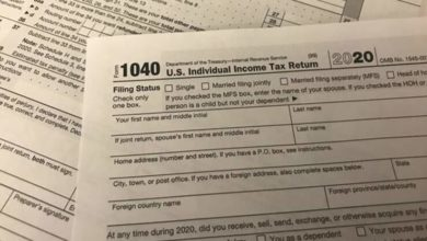 Tax relief for the unemployed |  Z100 Portland