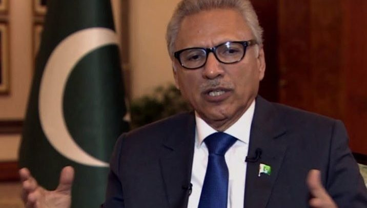 Alvi signs decree to withdraw corporate tax exemptions - Newspaper