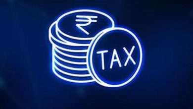 Input tax collection for corporation tax, income tax positive