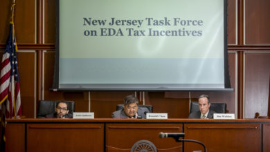 NJ officials see the application process for a $ 1.1 billion tax break program in May