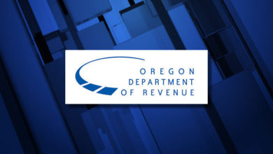 The Oregon Revenue Department outlines the steps to take to get rid of unemployment benefits tax breaks