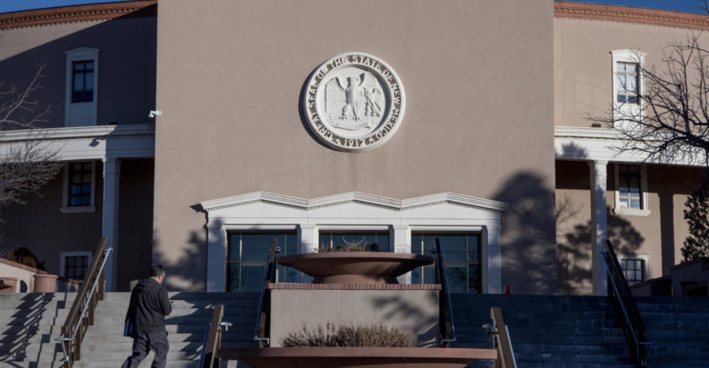 High-income corporate taxes removed from tax package, Albuquerque Journal