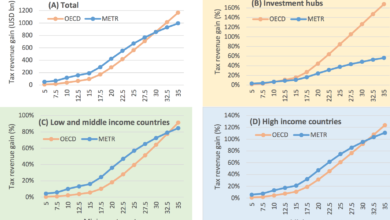 Estimated Revenue Gains from the METR