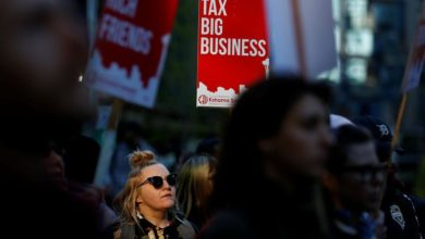 Column: The Corporate Taxman is Coming - Mike Dolan