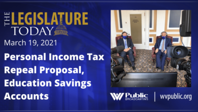 Watch or listen at 6 p.m. - Legislators today discuss the proposal to abolish personal income tax and educational savings accounts