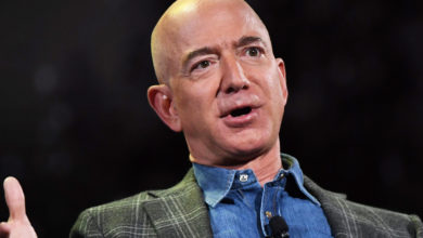 Jeff Bezos says he supports an increase in the corporate tax rate