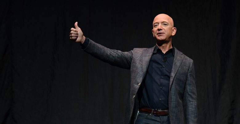 Jeff Bezos supports the plan to increase the corporate tax rate and infrastructure