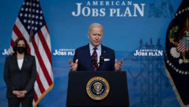 98% of CEOs say raising Biden's corporate tax rate will hurt their businesses, according to survey