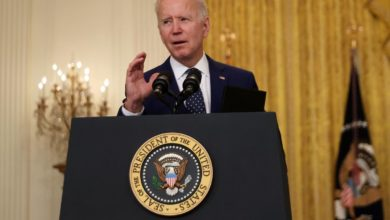 BofA says the chance of a global minimum tax rate is increasing for businesses - thanks to Biden