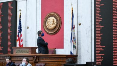 W.Va.  House kills personal income tax cut after being ousted by state justice