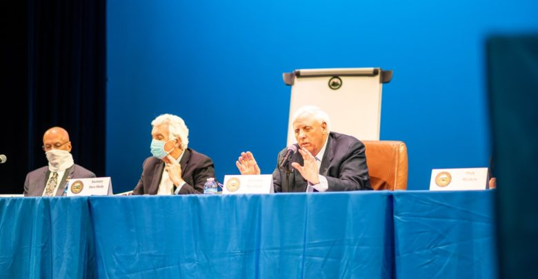 Governor Justice unveils another plan to cut income tax, but progress on this matter is not yet known