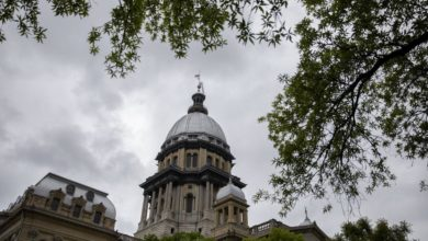 The legislature saves the Pritzker administration from changing the corporate income tax legislation and government