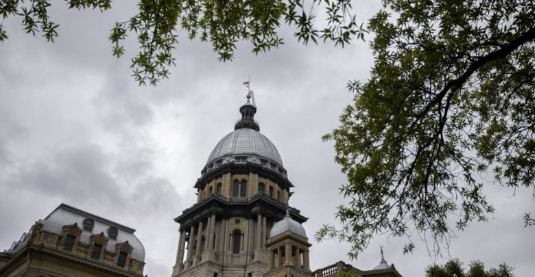The legislature saves the Pritzker administration the change in corporate tax news