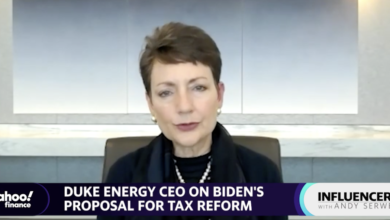 A corporation tax hike would require Duke Energy to minimize the impact on the customer: CEO