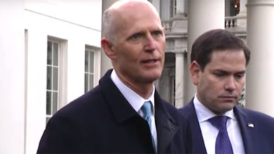 Sens. Rick Scott and Marco Rubio are reintroducing the legislation to give Florida's fishing industry tax relief
