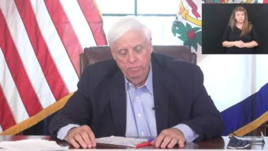 Governor Justice welcomes the W.Va.-Senate for the further development of the law to repeal income tax