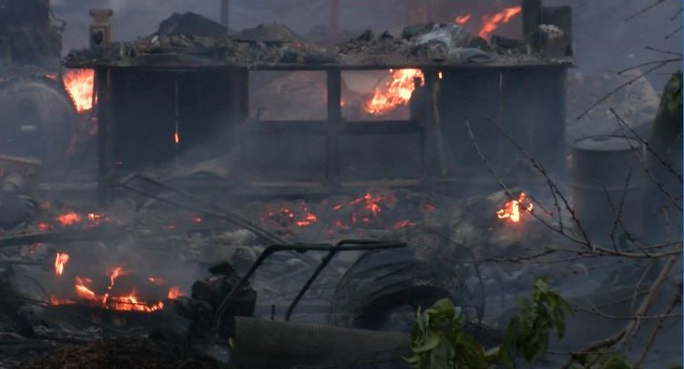 Oregon House Passes Tax Relief Act for Properties Destroyed by Wildfire