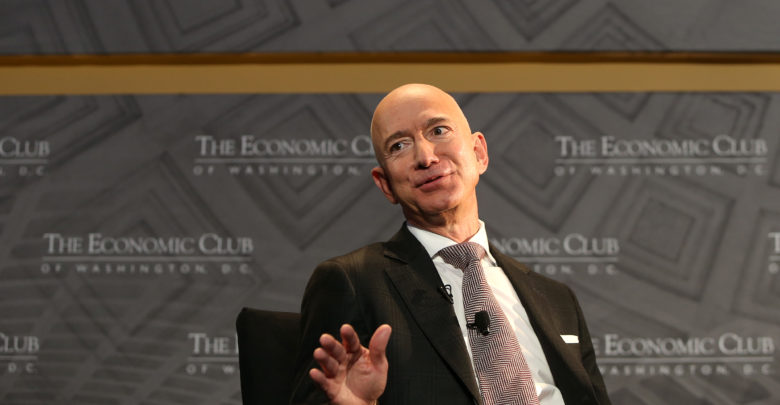 Why Amazon and Jeff Bezos support a corporate tax rate hike
