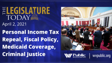 See or Listen at 6 p.m. - Today's legislation discusses income tax waiver, fiscal policy, Medicaid coverage, and criminal justice