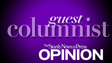 JOHN HOOD COLUMN: Corporate Income Tax Should Be a Priority - The Stanly News & Press