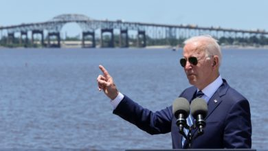Biden open to a corporate tax rate of 25% as part of a compromise on the infrastructure bill