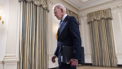 Biden says he's open to compromising on corporate tax increases