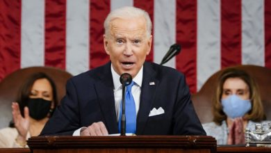 Biden's corporate tax plan targets income inequality